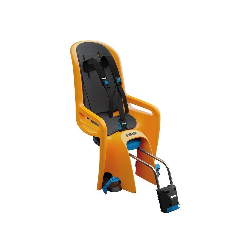 Rear Child Seat RideAlong Frame Mounting Orange