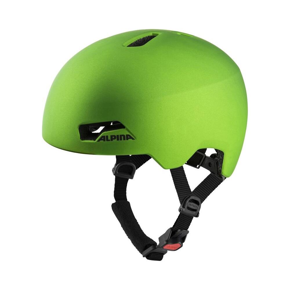 Junior Helmet Hackney Green Frog Size S (47-51cm)