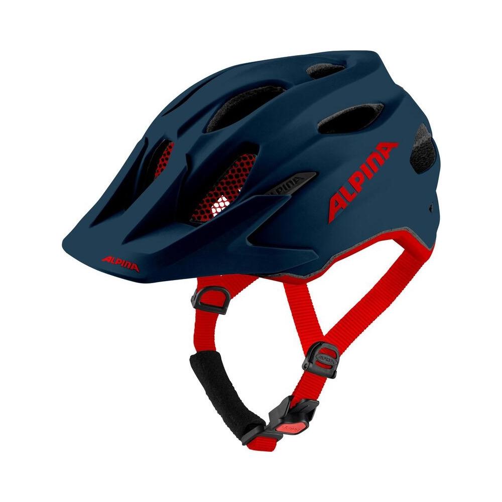 Junior Helmet Carapax Jr. Indigo Matt One Size (51-56cm)