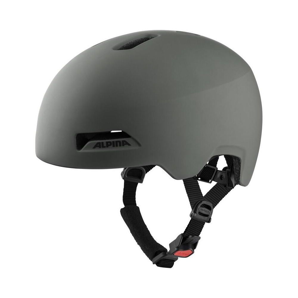 Helmet Haarlem Coffee/Grey Matt Size S/M (52-57cm)