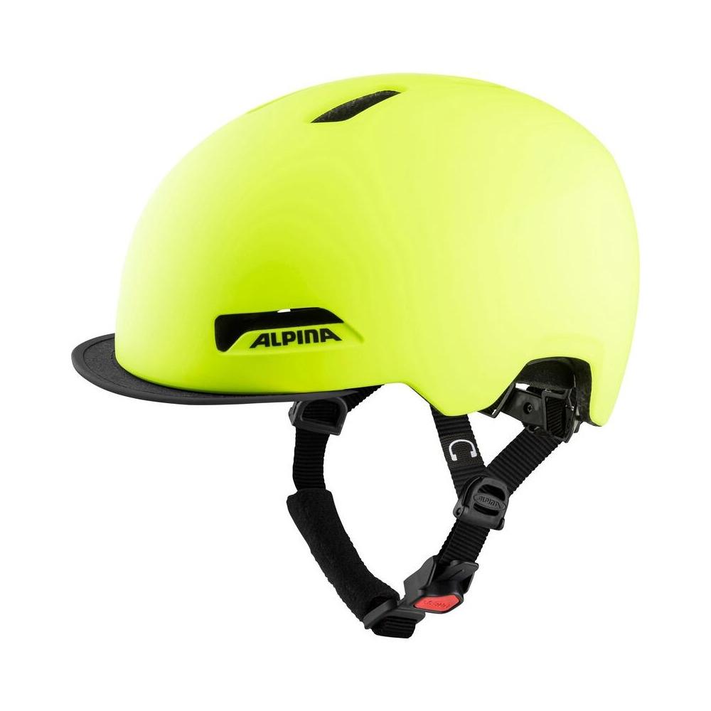 Helmet Brooklyn Be Visible Matt Size S/M (52-57cm)
