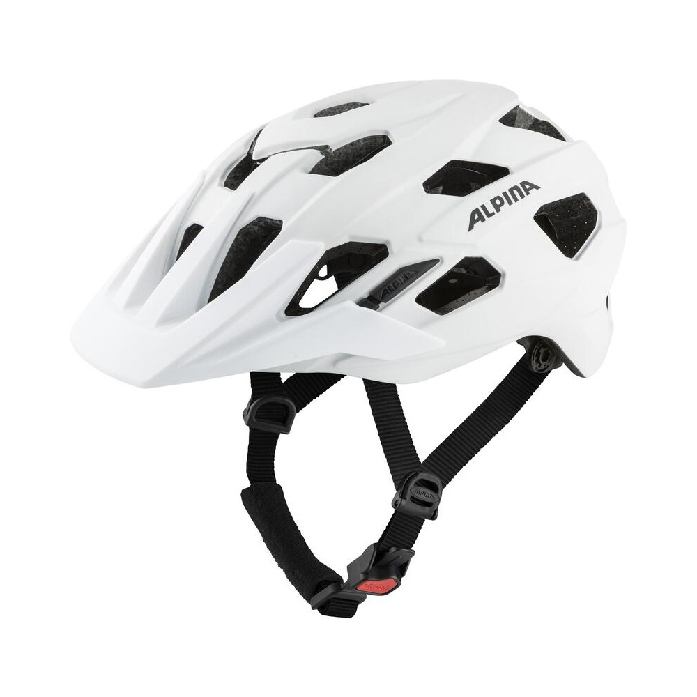 Helmet Plose Mips White Matt Size S/M (52-57cm)