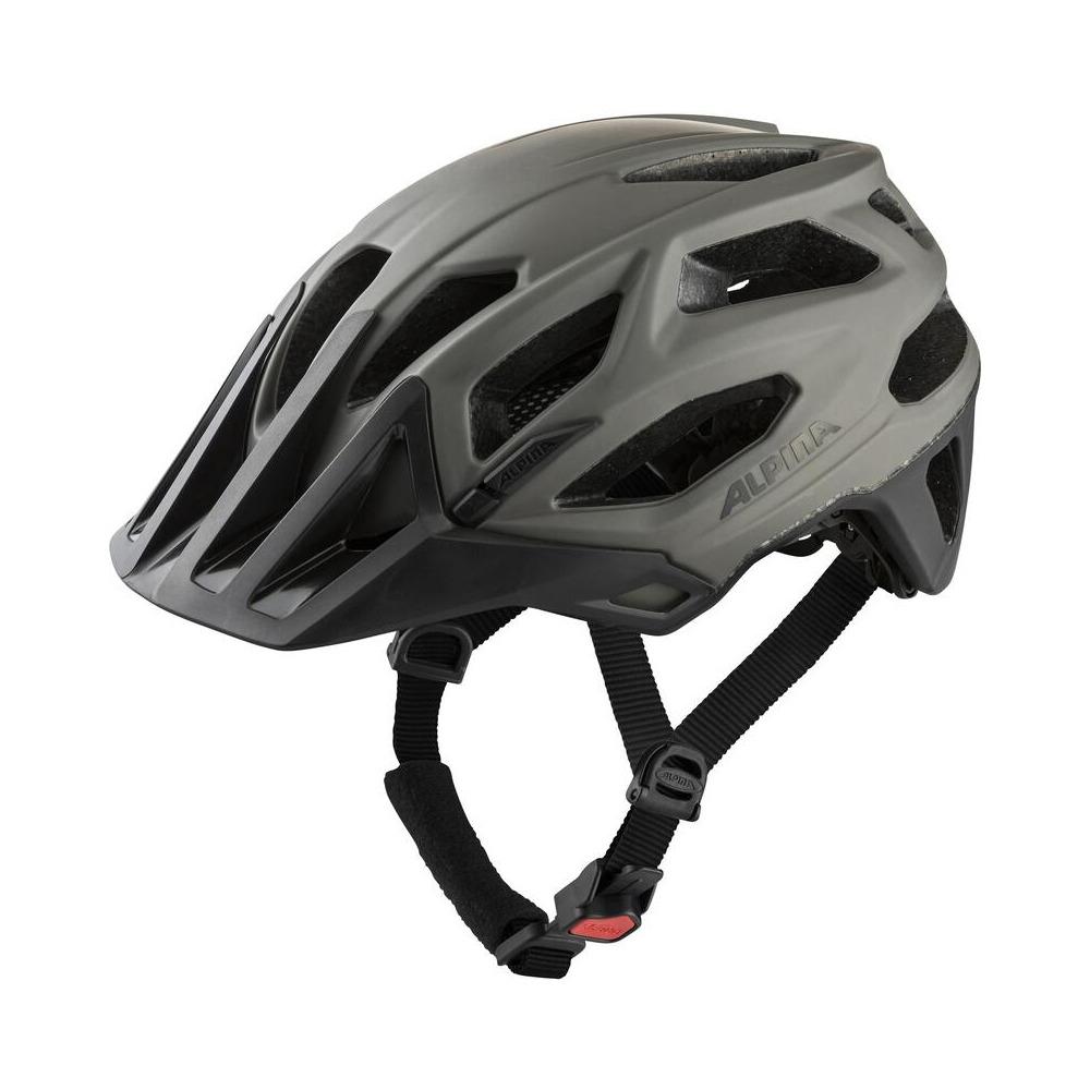 Helmet Garbanzo Coffee/Grey Matt Size S/M (52-57cm)