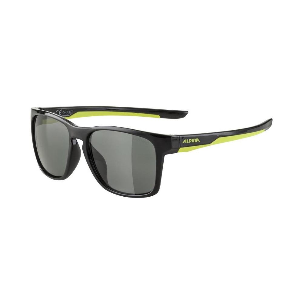 Junior Glasses Flexxy Cool Kids I Black/Neon Yellow / Ceramic Lens Black