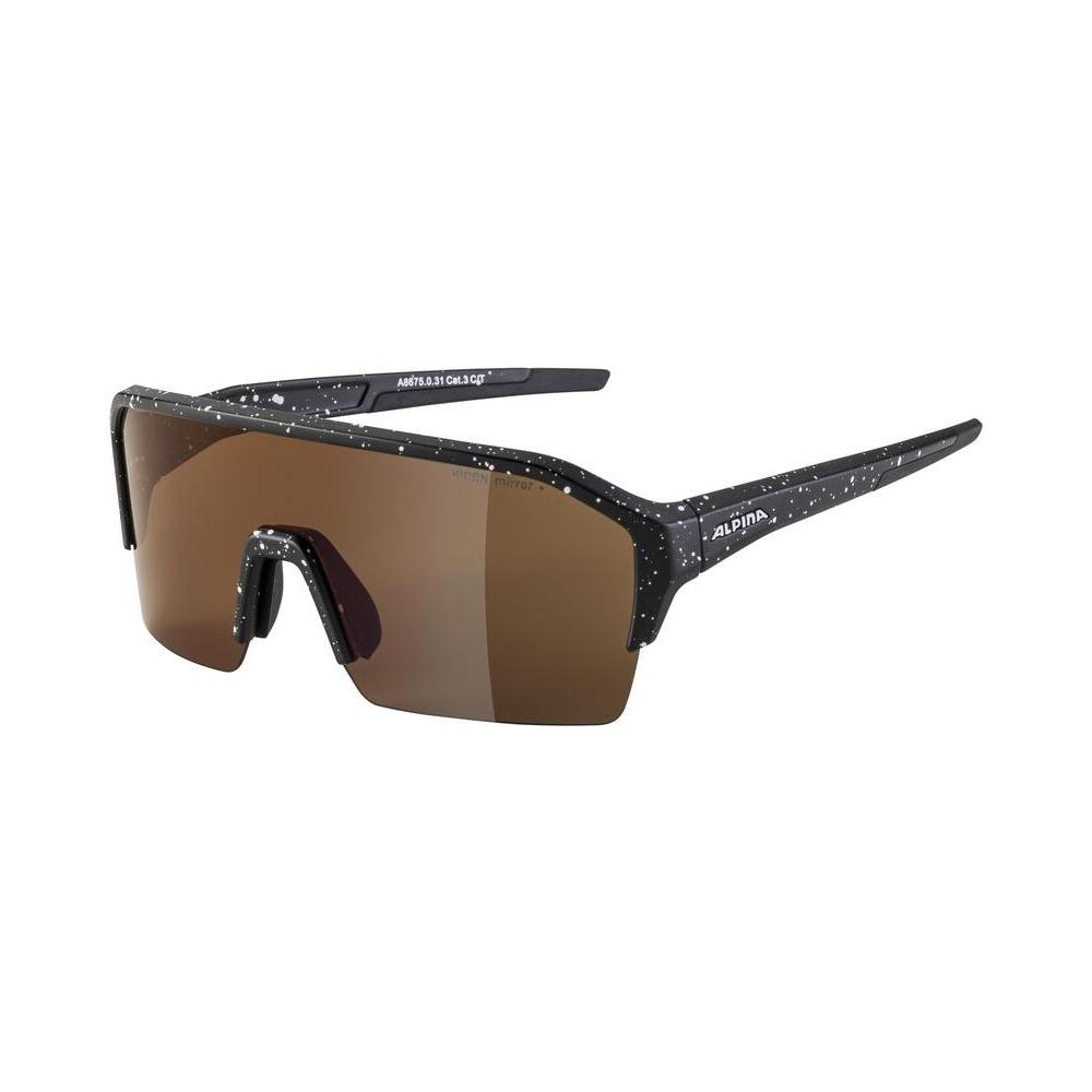 Glasses Ram Hr Q-Lite Black / Mirror Lens Red