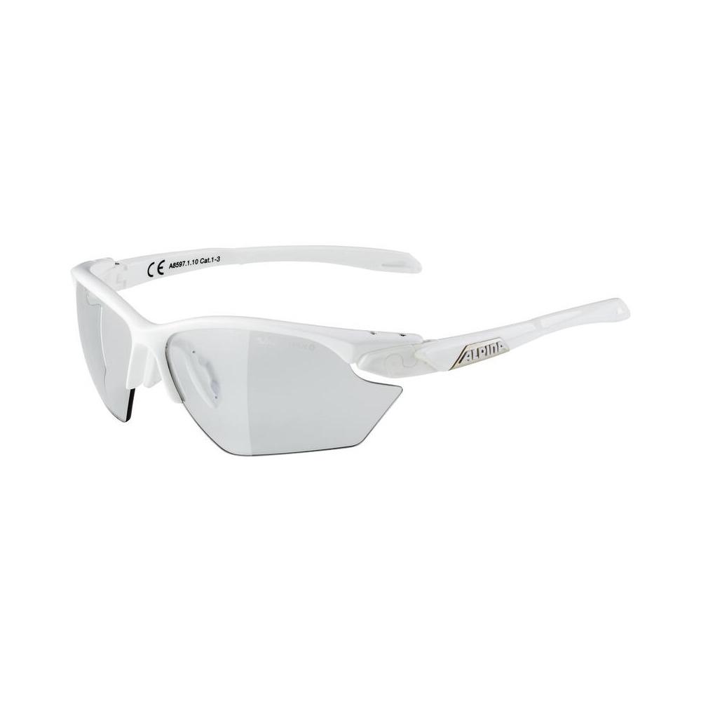 Glasses Twist Five S Hr V White / Varioflex+ Lens Black