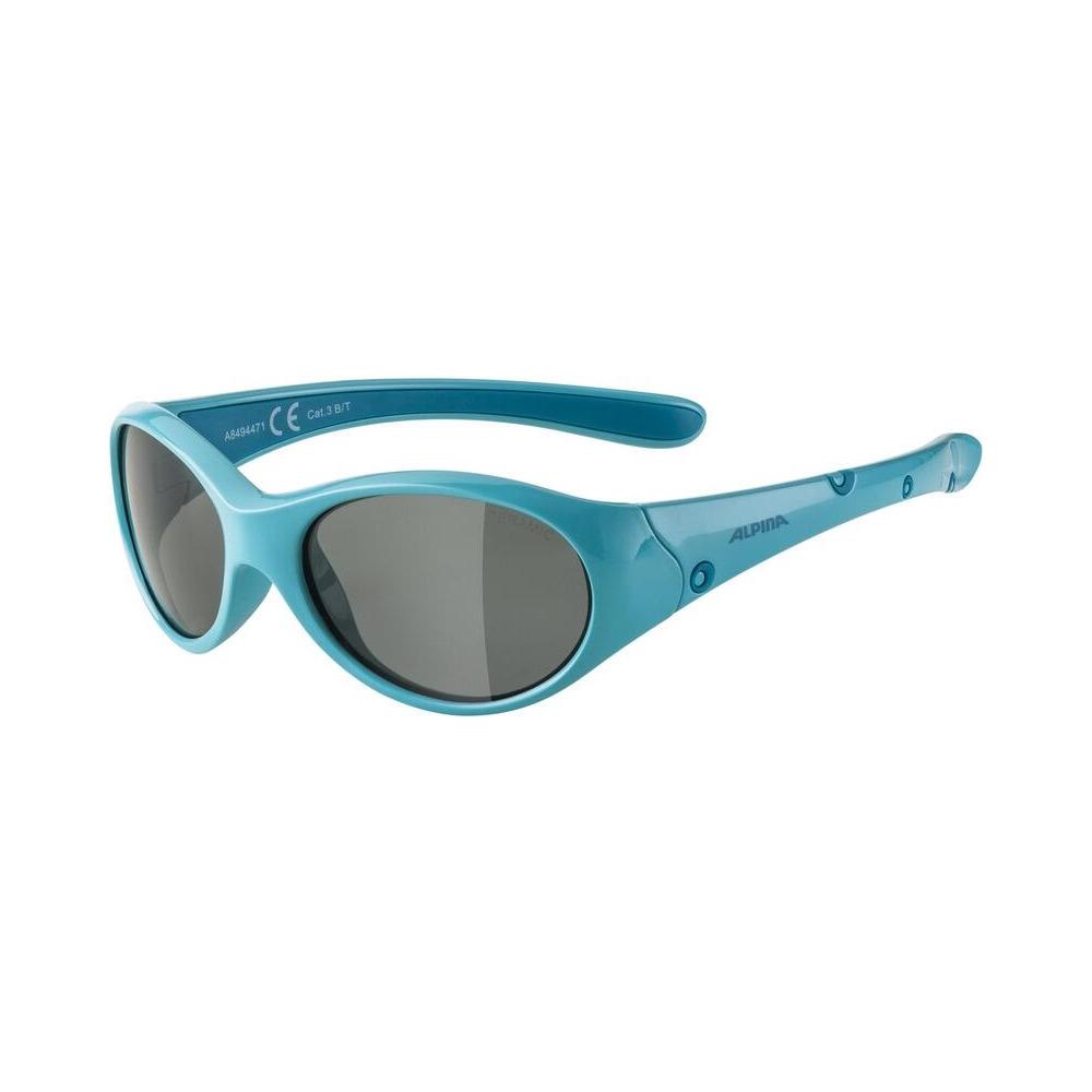 Junior Glasses Flexxy Girl Turquoise / Ceramic Lens Black