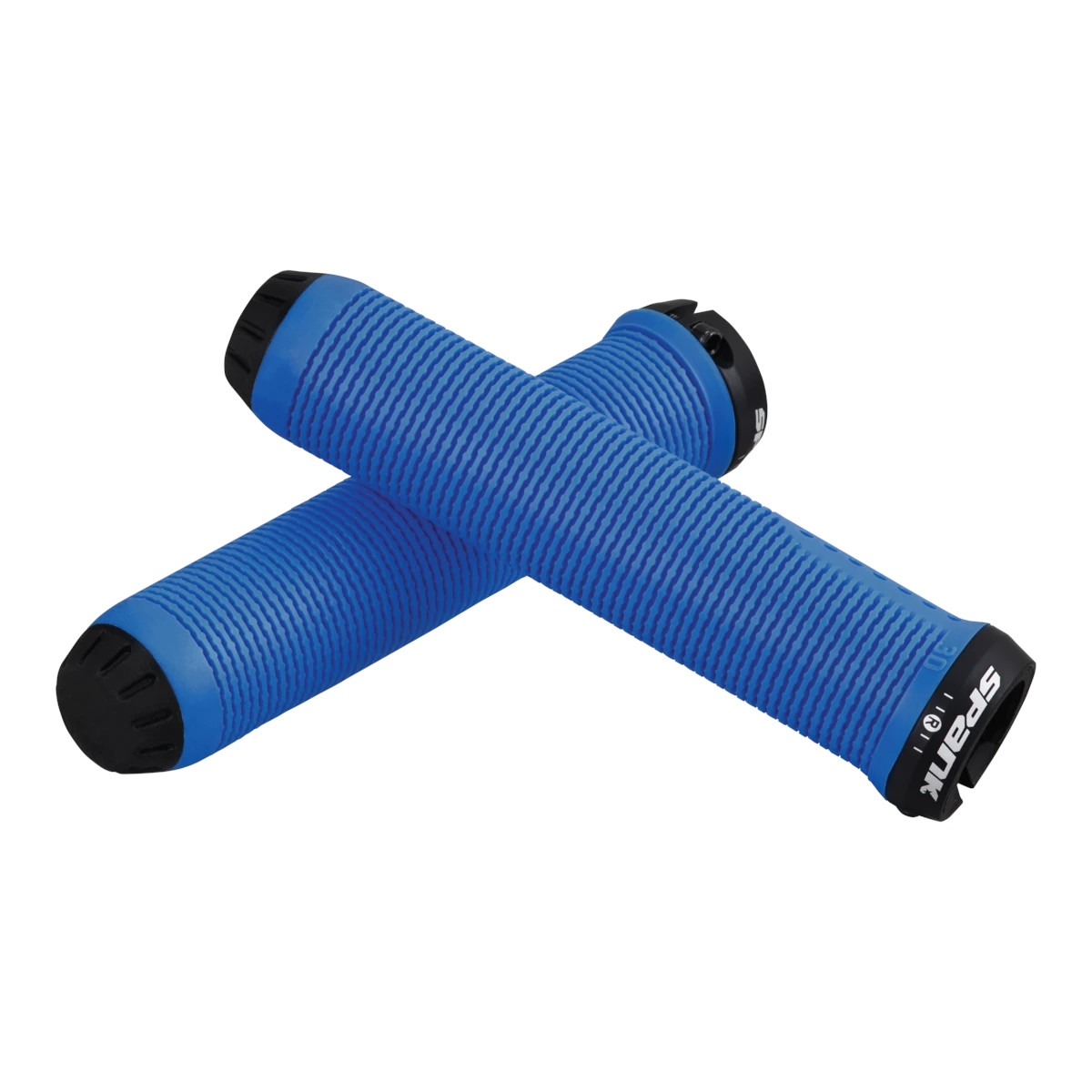 Manopole Spike 30 Lock-on 30mm x 145mm Blu