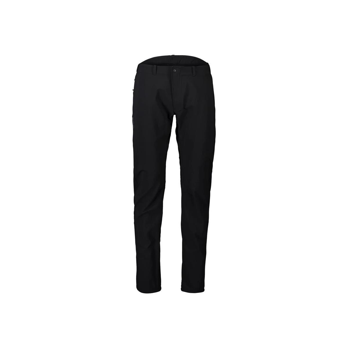 Pantaloni Transcend Uomo Nero Taglia XS