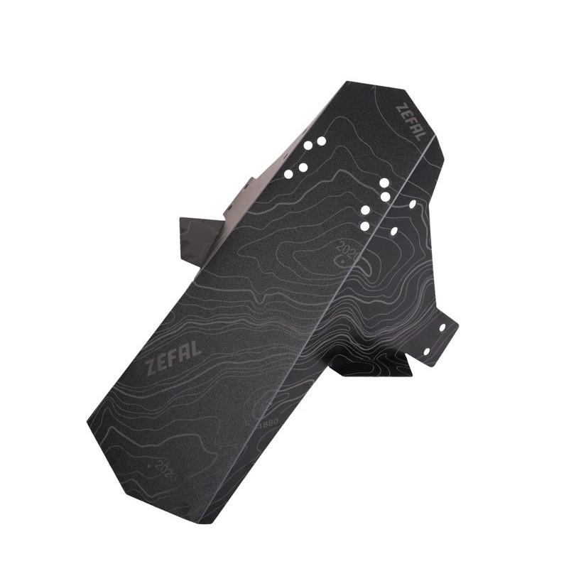 Flexible Mudguard Deflector Lite Front 26''/29'' Black