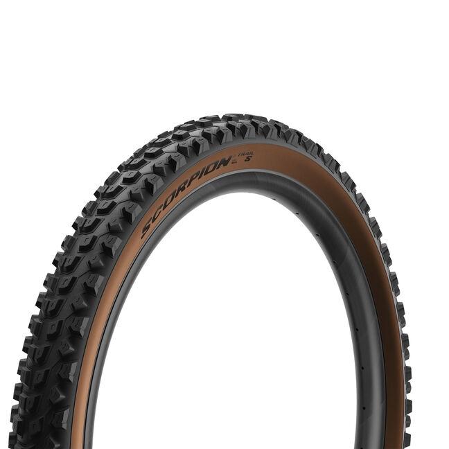 Tire Scorpion Trail S 29x2.40 ProWall Tubeless Ready Classic Black/Tan-Wall