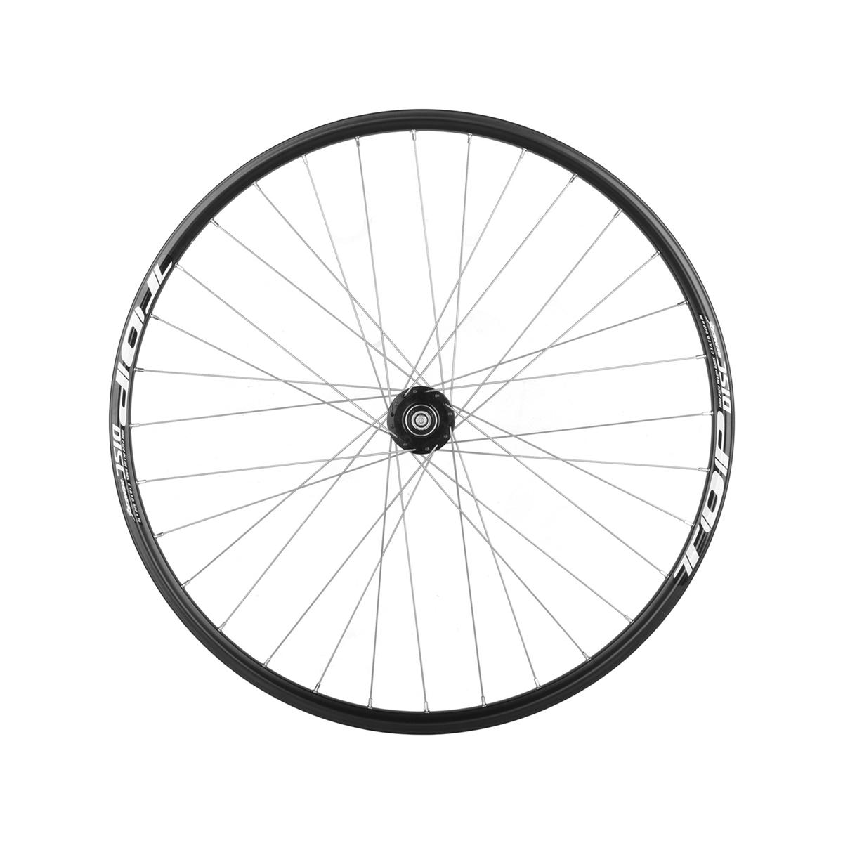 Front Wheel 2.19 Trekking 28'' 32H Disc Brake Quick Release Black