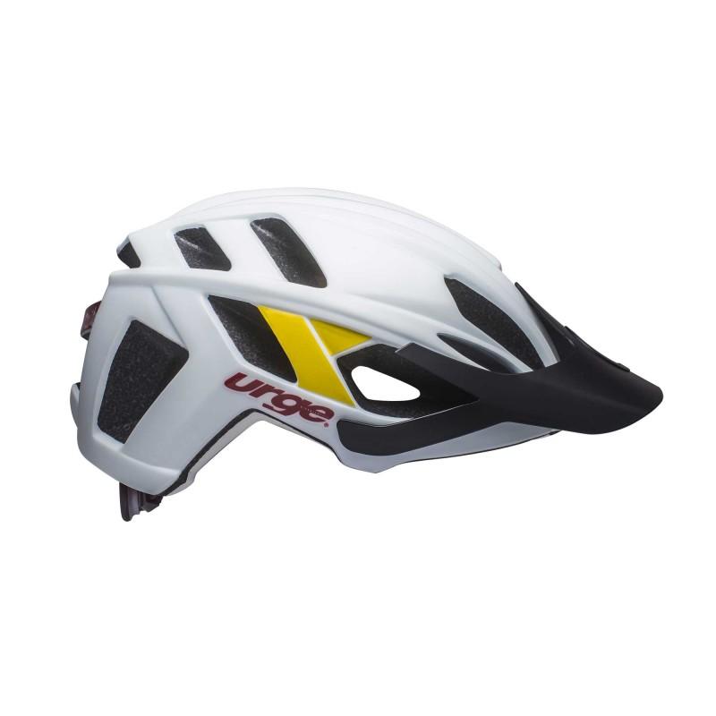 Enduro Helmet TrailHead White Size S/M (52-58cm)