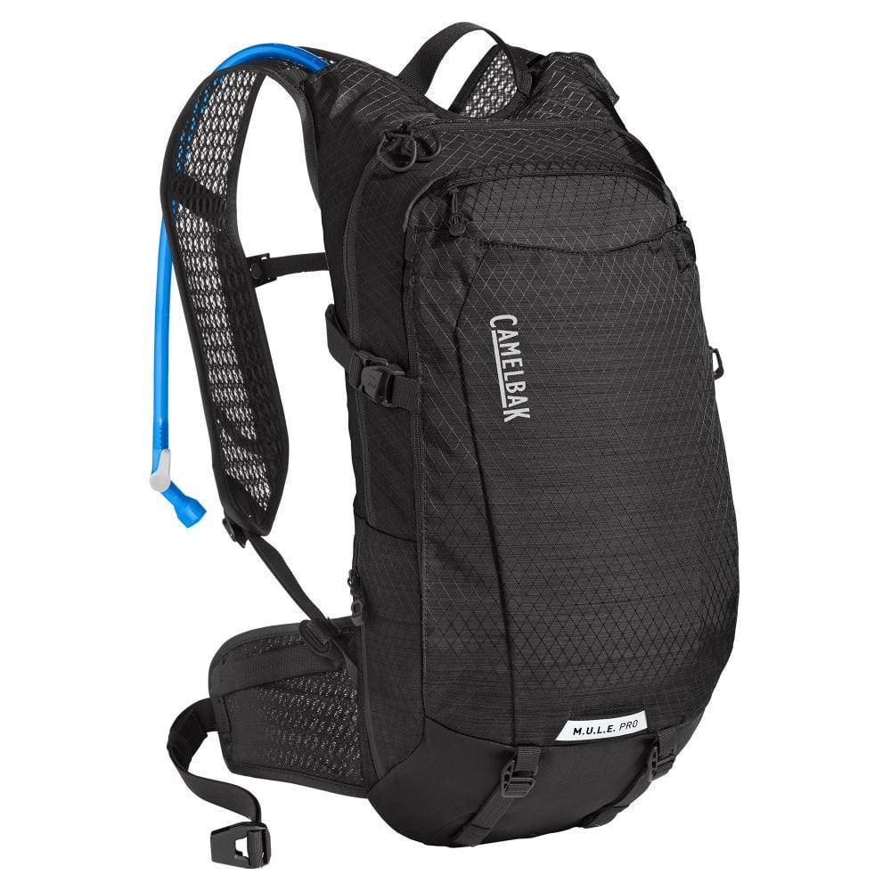 Backpack M.U.L.E Pro 14L with 3L Hydration Bladder Black