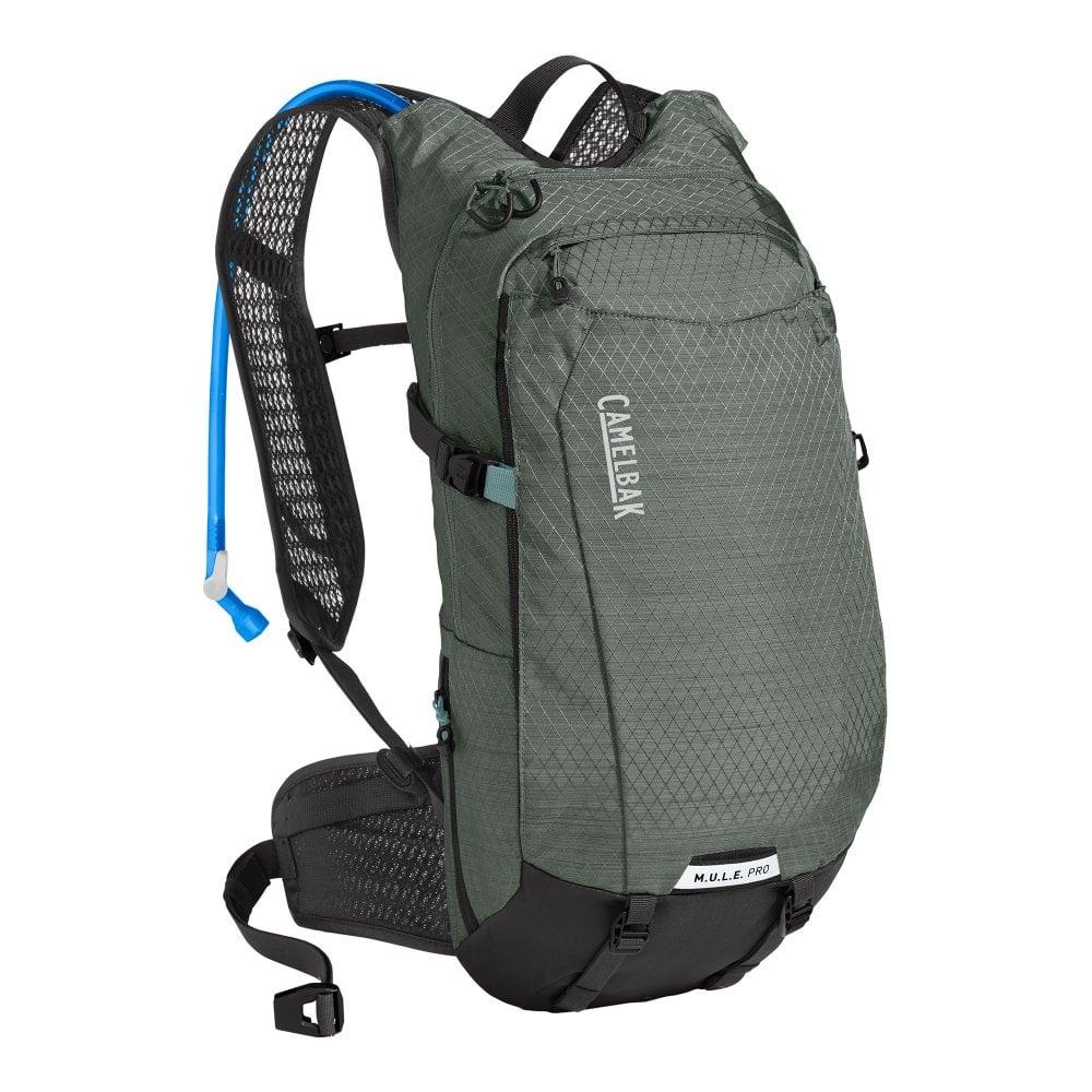Backpack M.U.L.E Pro 14L with 3L Hydration Bladder Green