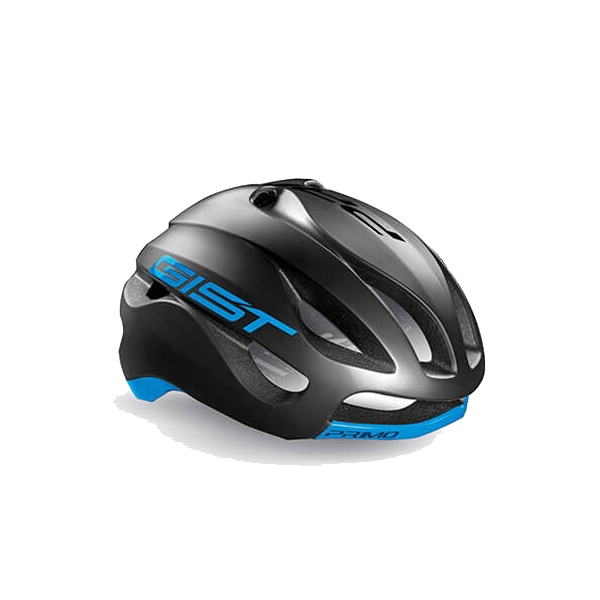 Helmet Primo light blue - black size S/M 52 - 58 cm
