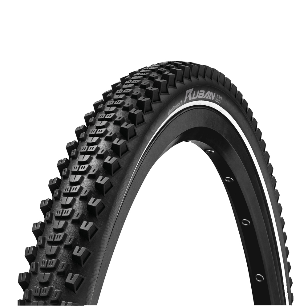 Tire Ruban 27.5x2.10 PureGrip Wired Black / Reflex