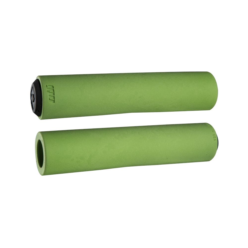 Coppia manopole F-1 series float grips verde 130mm