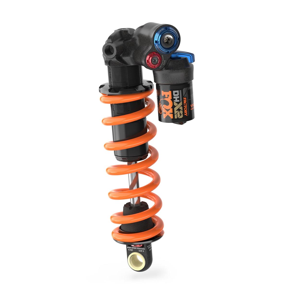 Rear Shock DHX2 CR Factory HSC/LSC HSR/LSR CM RM Rezi CM Trunnion 225x75mm 2022 Withou Spring