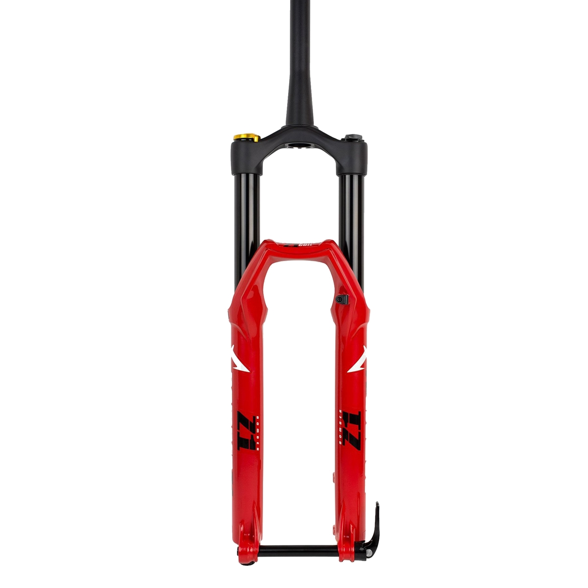 Bomber Z1 Coil fork 27.5'' 180mm 15x110 boost Offset 44mm red 2022