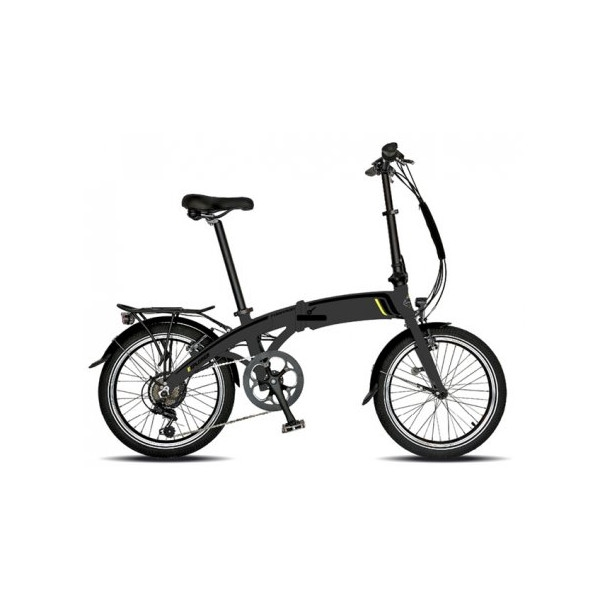 Foldable Bike T350 Explorer 20'' 6s Bafang Black 2021
