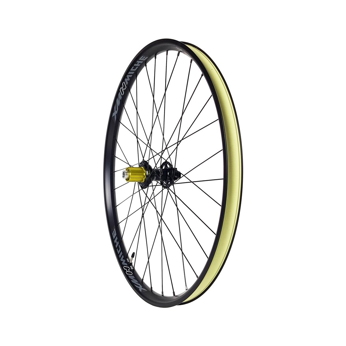 Rear Wheel Boost E-Bike 27.5'' XMH30 AXY 30mm Width 10/11s Tubeless Reasy Black
