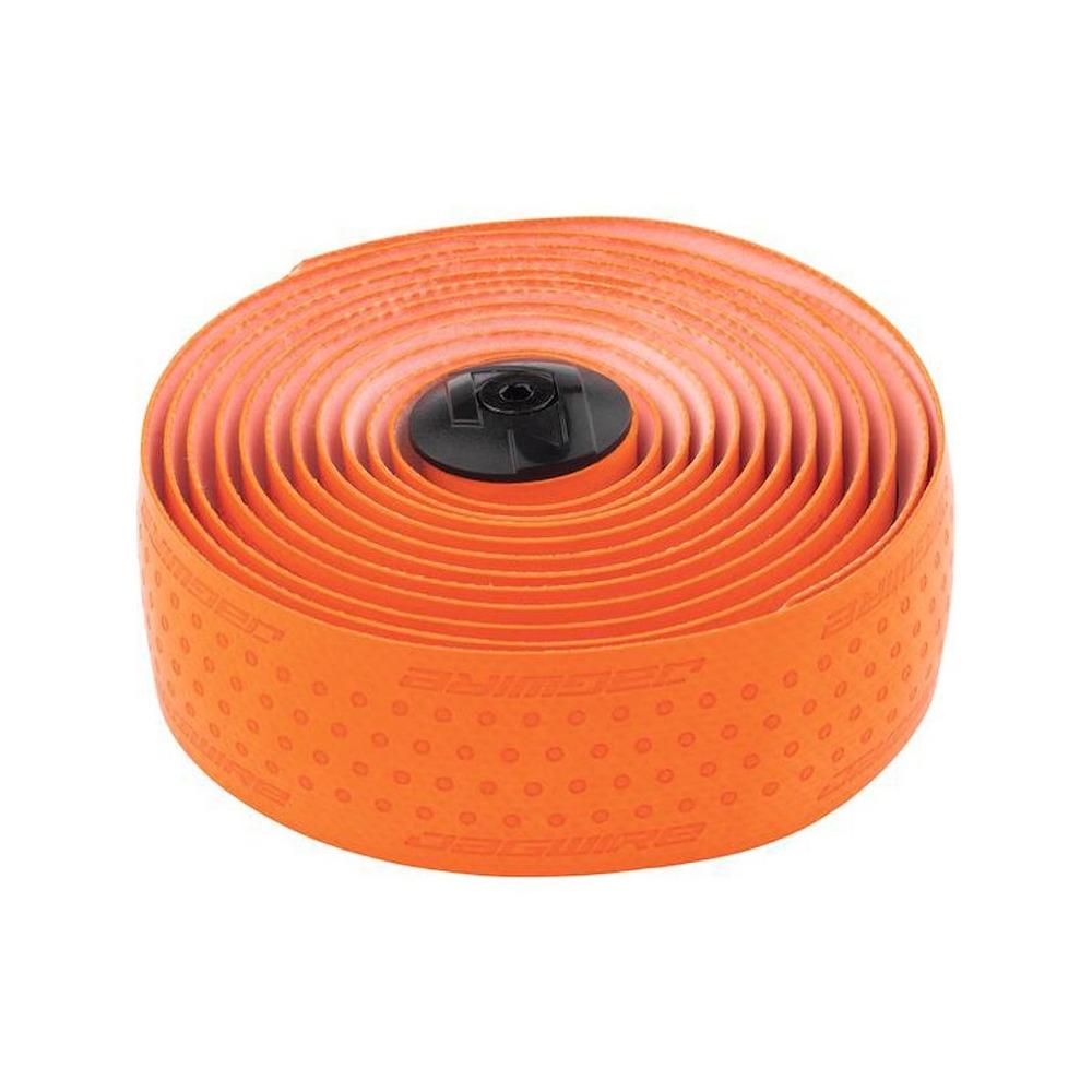 Nastro Manubrio Pro Bar Tape Tacky Grip 3mm Arancione
