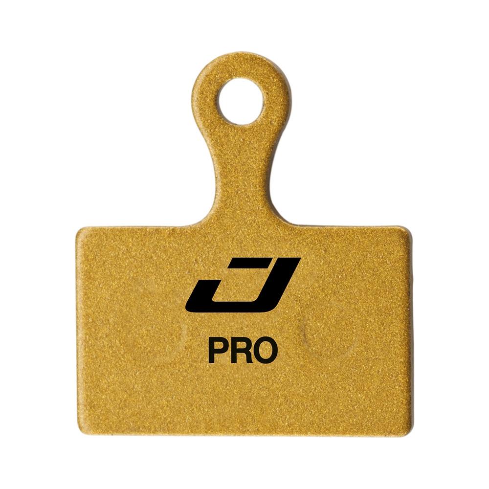 Disc Brake Pads Pair Pro Semi-Metallic Rever / Shimano / Tektro / TRP
