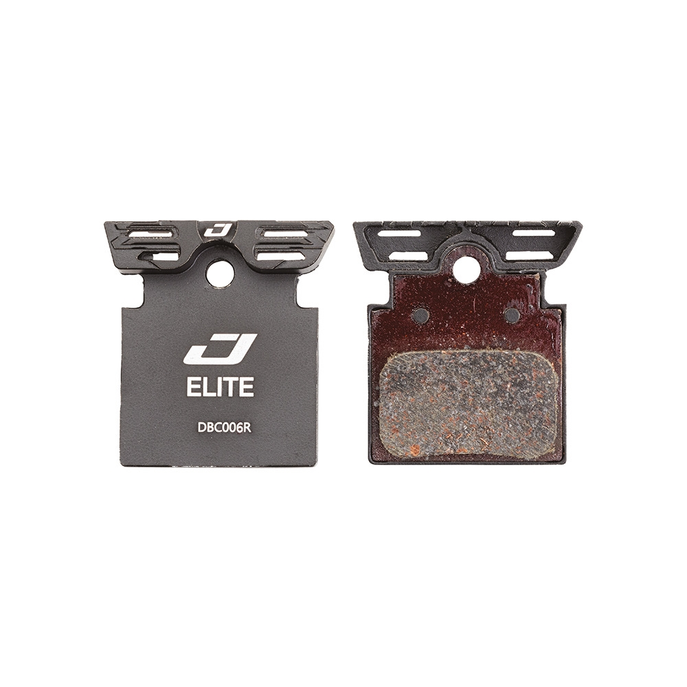Disc Brake Pads Pair Sport Semi-Metallic Elite Cooling Shimano Dura-Ace / Ultegra