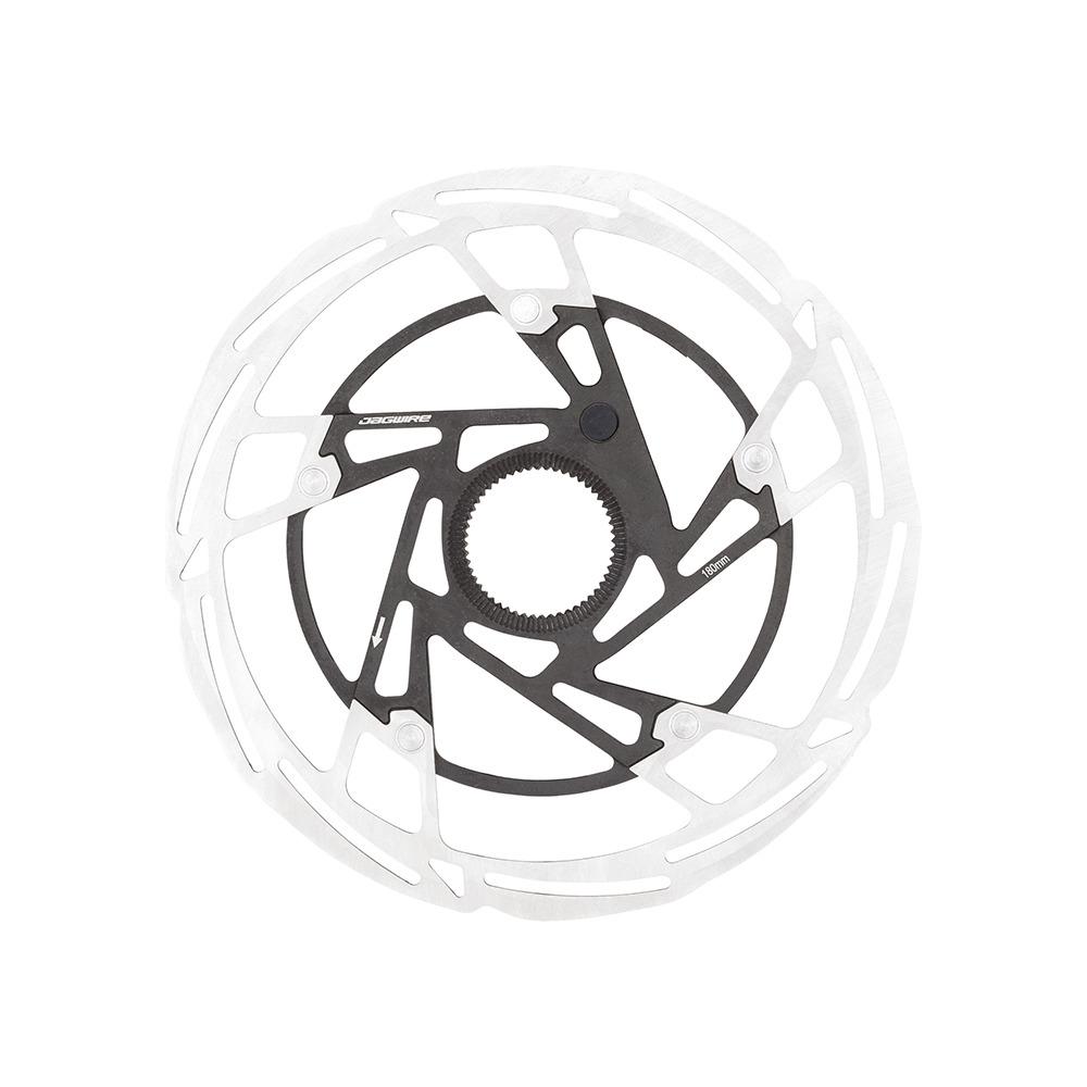 Disco Freno Pro LR2-E E-Bike con Magnete Center Lock 180m