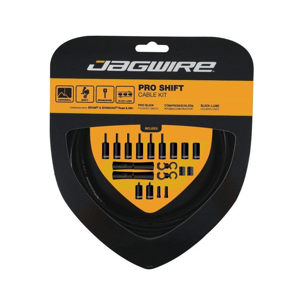 Pro Shift Cables/Housing Kit Black