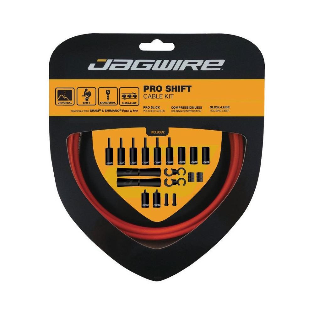 Pro Shift Cables/Housing Kit Orange
