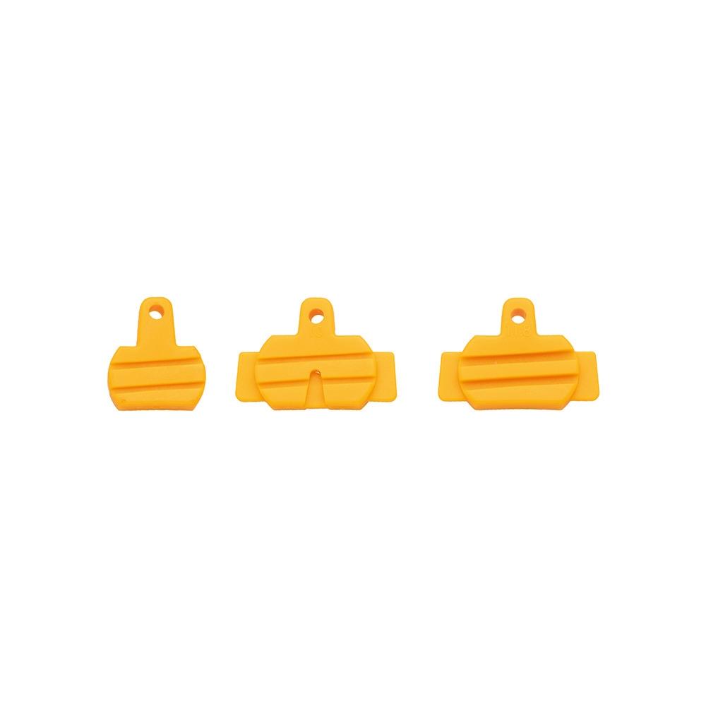 Distanziali per Spurgo Freni a 2-pistoni o 4-pistoni 3pz