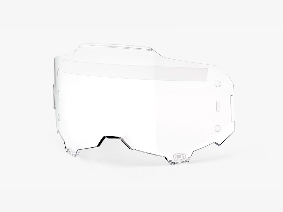 Replacement clear lens for ARMEGA mask