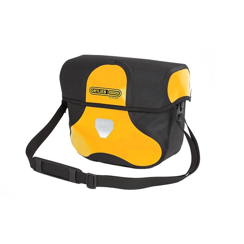Front Handlebar Bag Ultimate Six Classic 7L Yellow