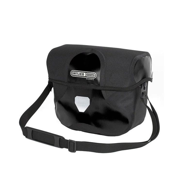 Front Handlebar Bag Ultimate Six Classic 7L Black
