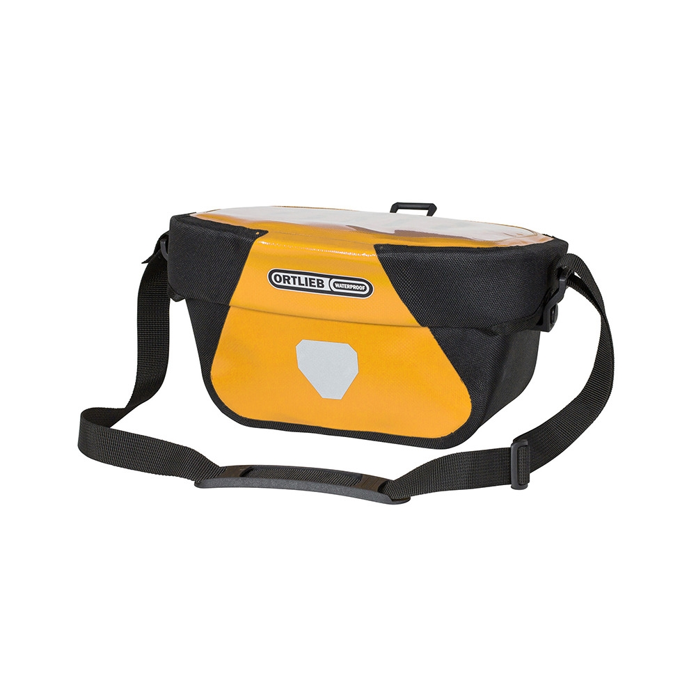 Front Bikepacking Bag Ultimate Six Classic 5L Yellow