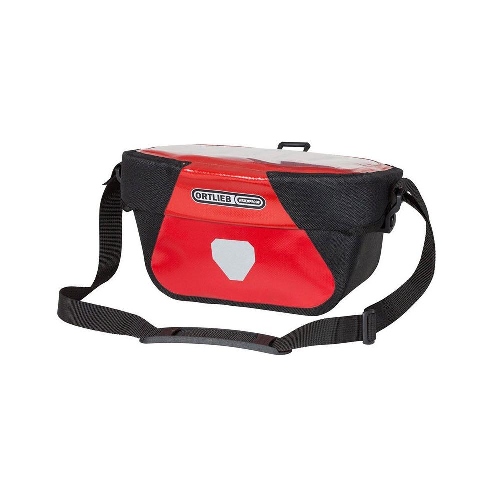Front Handlebar Bag Ultimate Six Classic 5L Red
