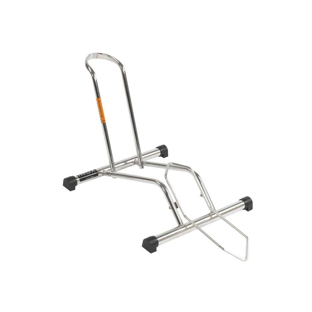 Cavalletto Bici Universale Stabilus Acciaio INOX