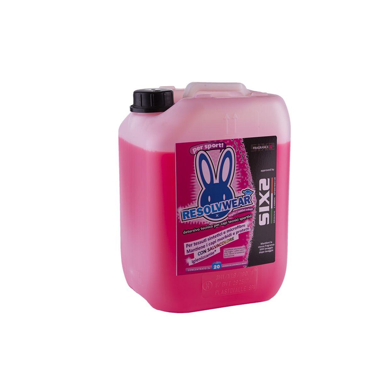 Detersivo Per Capi Sportivi Fragrance X ResolvWear 5L