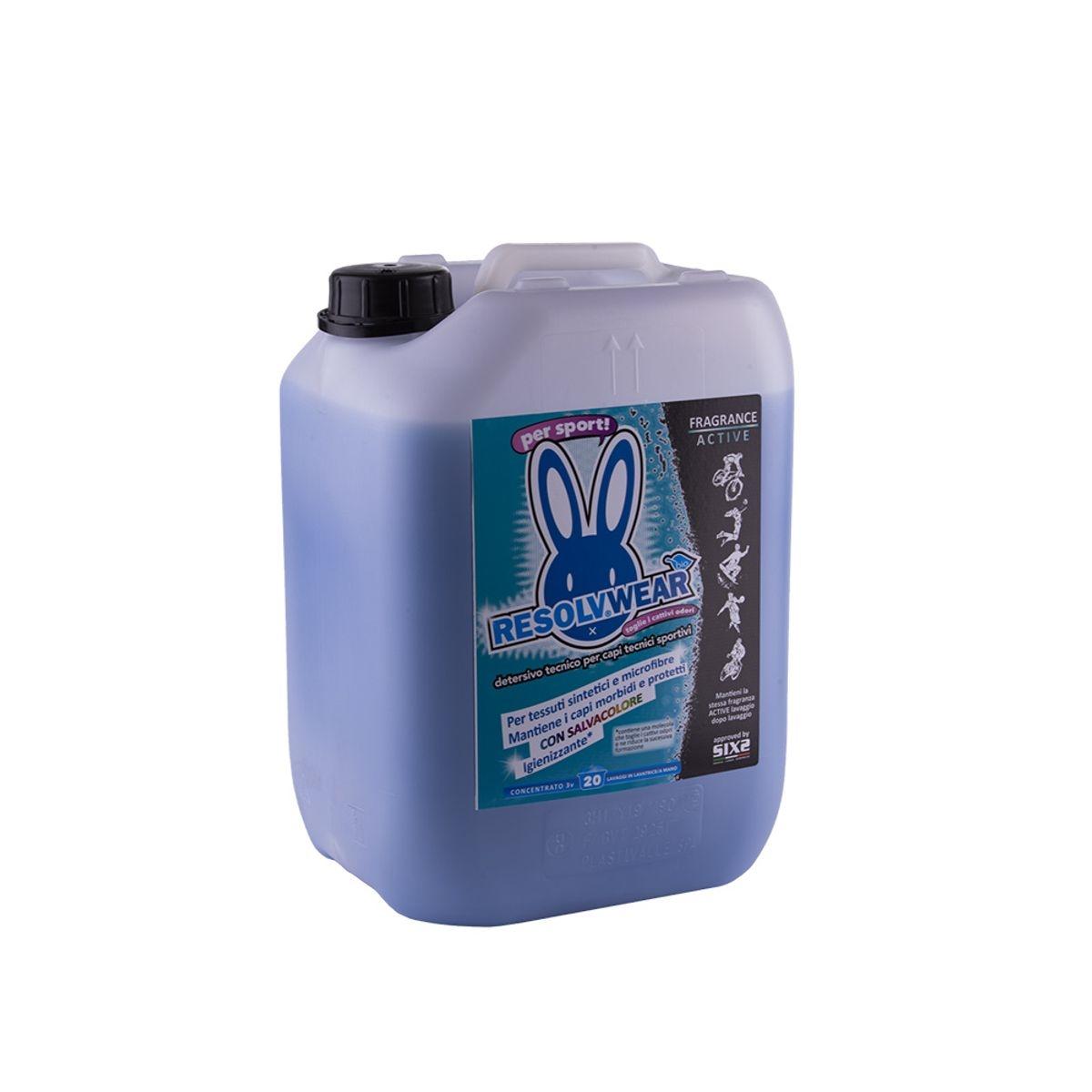 Fragrance Active ResolvWear Detergent For Technical Sportswear 5L