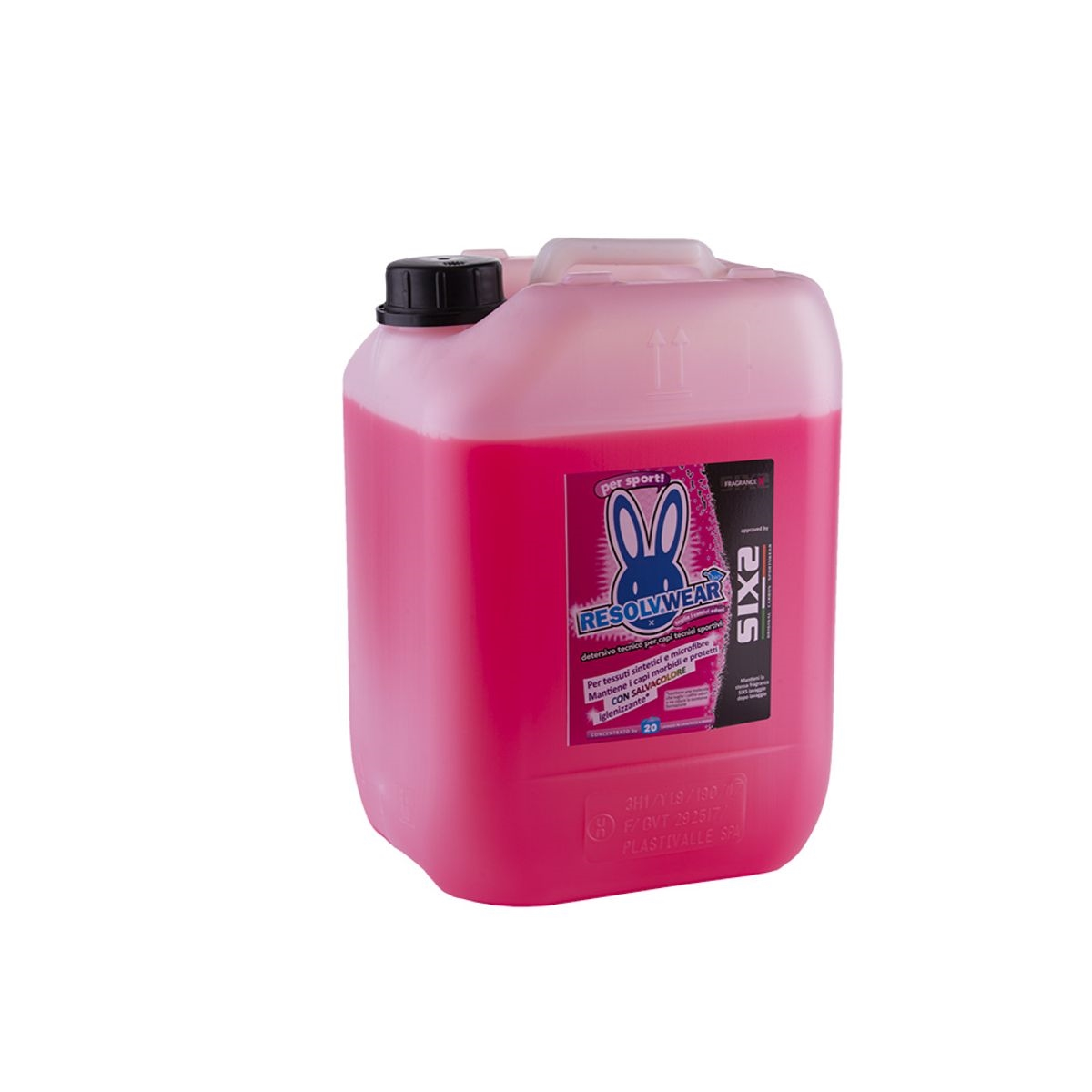 Fragrance X ResolvWear Detergent For Technical Sportswear 20L