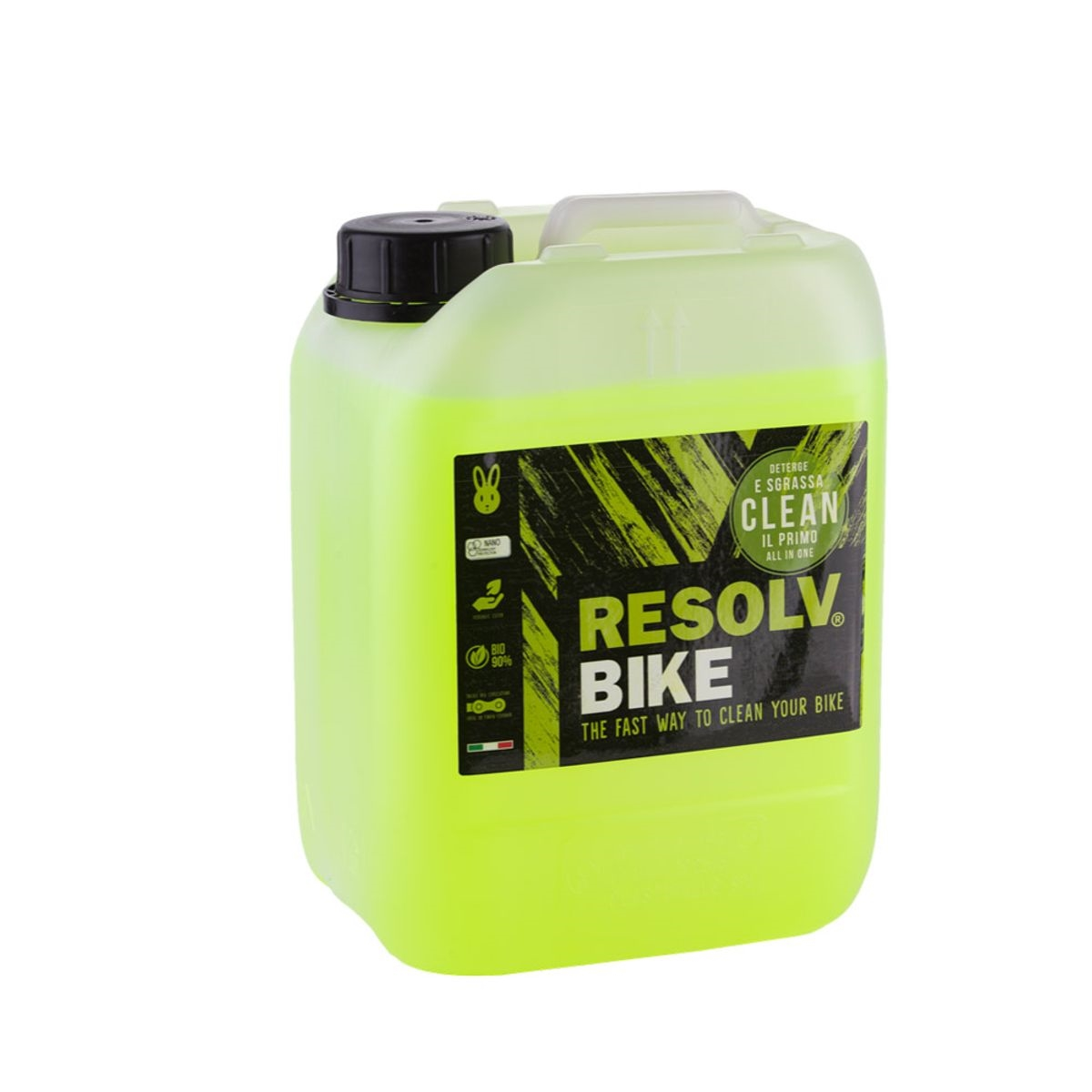 Clean Detergent For Bike Cleaning 5L