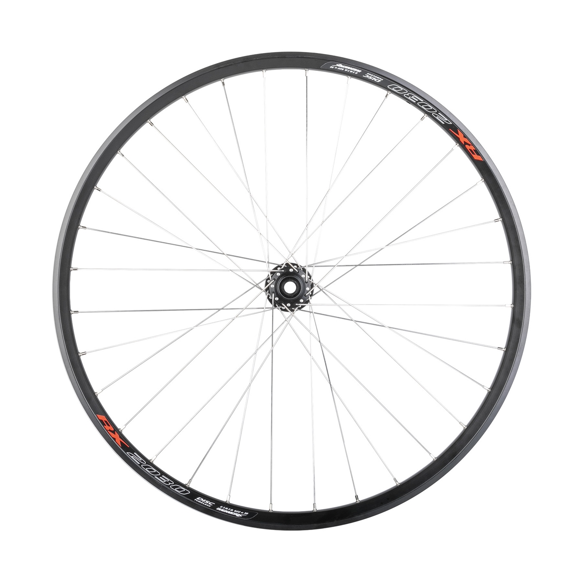Front Wheel E-Bike 4.30 29'' 32H 110mm Boost Disck Brake Black