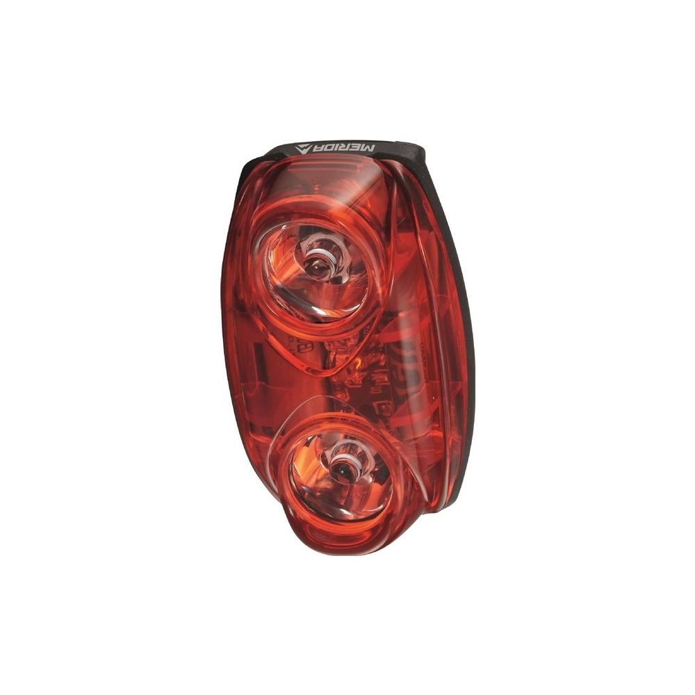 Luce Posteriore 4 LED Rossi