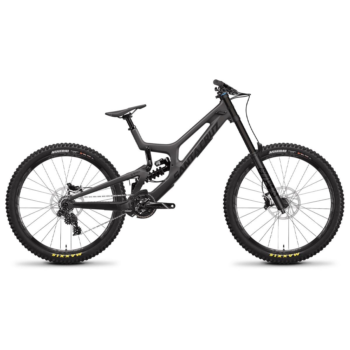 V10 Carbon CC DH S 27.5'' 7s 203mm Grey 2021 Size S
