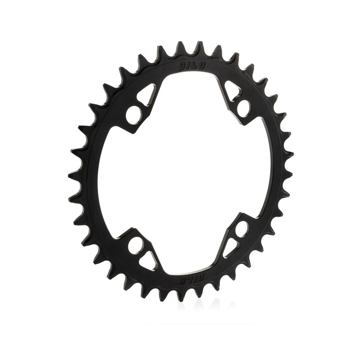 Chainring 36T Narrow-Wide for SRAM Black