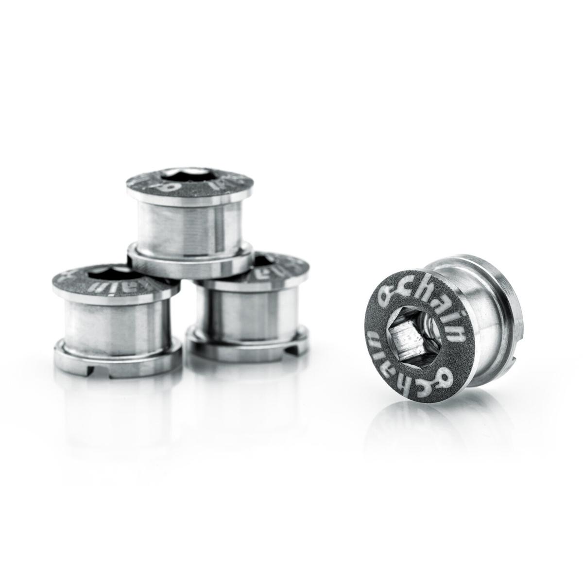 Titanium Nuts Kit 4pcs