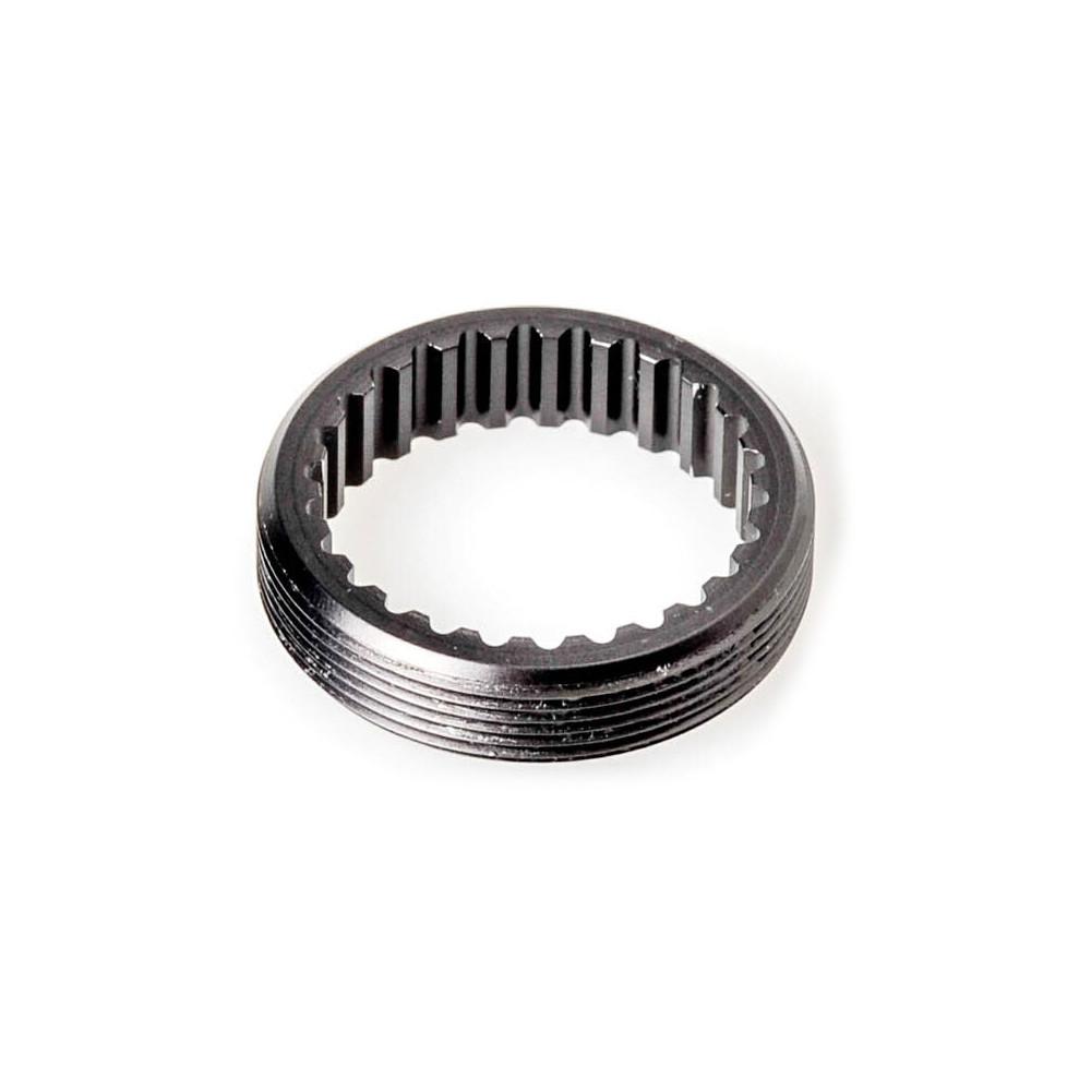 Threaded Ratchet Ring Nut Alloy M34X1 for Rear Hub