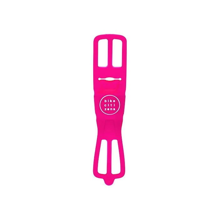 FINN Universal Smartphone Handlebar Silicone Holder Pink